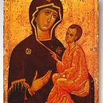 Тихвинская икона Богородицы