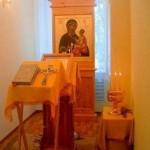 Часовня в честь Тихвинской иконы Богородицы
