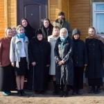 Сяндемский монастырь, май 2012 г.