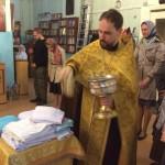 Освящение врачебных халатов, 11.06.2015
